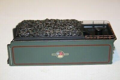 Hornby Made In Gb 4-6-2 Class A3 Br Green Late Crest Noncorridor Tender Top • 8£