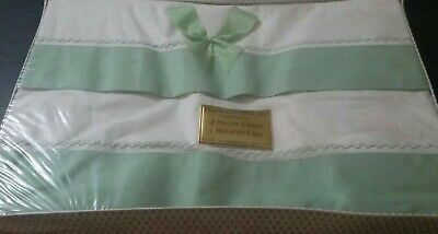 Vintage Northern Irish Linen Pillowcases. Ireland. Pair. Boxed. Prop Collectable • 10.50£