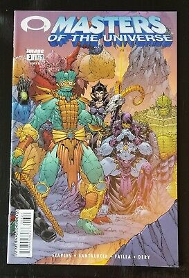 $0.49 • Buy Masters Of The Universe #3. Cover B. Image Comics