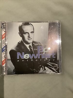 Bob Newhart - Something Like This (The Anthology, 2001) • 1.20£