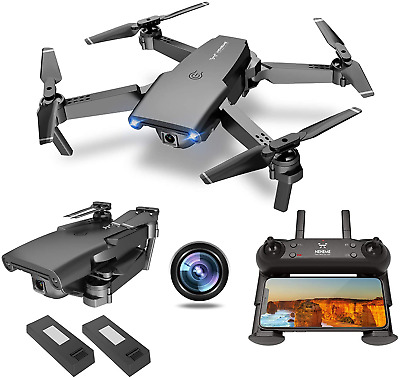 AU83.69 • Buy NEHEME NH525 Foldable Drones With 720P HD Camera For Adults RC Quadcopter WiFi