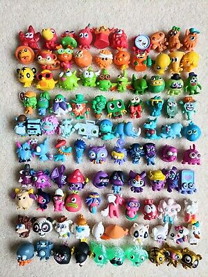 Moshi Monsters Toy Figures Bundle Figurines Lot Of Moshis 100 Different  (a) • 25£
