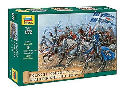 Zvezda 500788036 - 1:72 French Knights And Cavalry • 34.23£