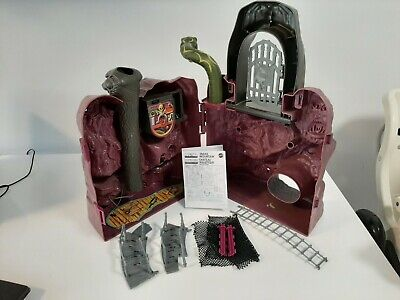$238.25 • Buy Vintage Masters Of The Universe Playset - Snake Mountain With Working Microphone