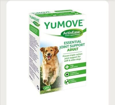YUMOVE Joint Support Adult 60 Tablets • 10£