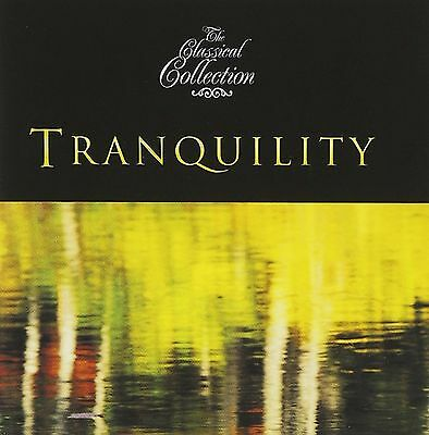 Various Artists-The Classical Collection Tranquility CD • 4.99£