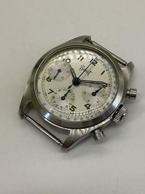 $ CDN6015.37 • Buy Vintage Bovet Watch Chronograph VALJOUX 72  Around 1960s Inner Cup