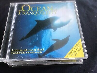 Ocean Of Tranquility Cd • 2.50£