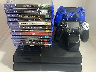 AU449 • Buy PlayStation 4, Ps4 500gb Console & 2 Controllers & 12 Games
