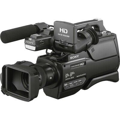 Sony HXR-MC2500 Camcorder Full HD 1920 X 1080 - Mint Condition, With Holdall Bag • 280£