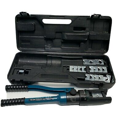 $ CDN80.87 • Buy YQK-300(16- 300mm2)Boutique Hydraulic Crimping Tool With 22mm Stroke