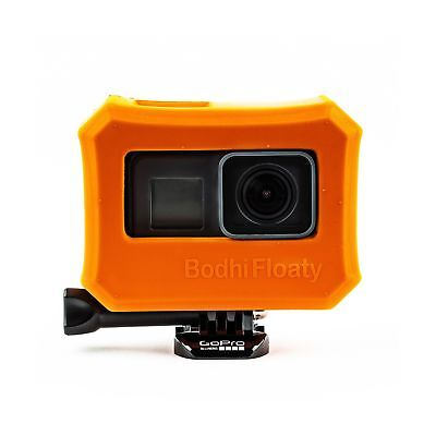 $ CDN24.98 • Buy Bodhi Floaty Case, Orange For GoPro HERO 6, HERO 5 Black And HERO 2018
