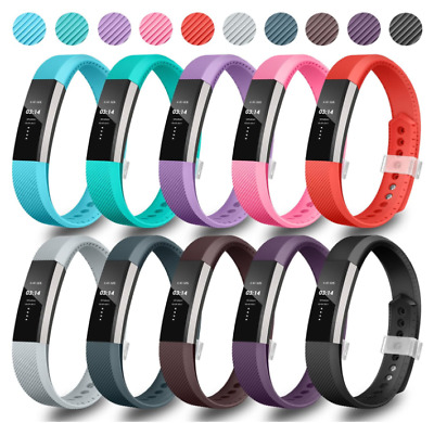 $ CDN55.55 • Buy Fitbit Alta HR FB408 Smart Fitness Activity Tracker Wristband W/ New Large Band