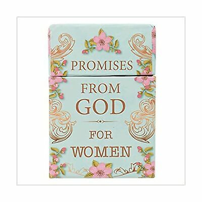 £5.75 • Buy Promises From God For Women Cards - A Box Of Blessings