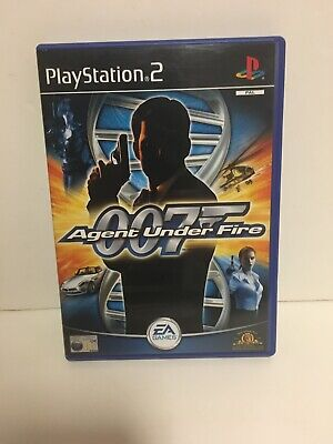 James Bond 007 Agent Under Fire Ps2 Playstation 2 • 0.99£