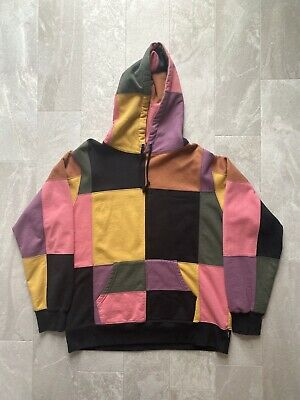 $ CDN252.15 • Buy Supreme Patchwork Hoodie F/W 17 Size Large Practically DS Supreme NYC