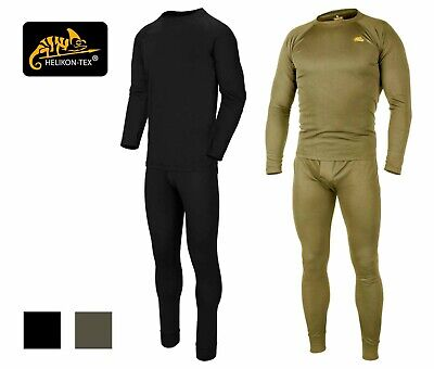 $38.15 • Buy Helikon-Tex UNDERWEAR Full Set Level 1 US Army THERMAL Military Hiking Tactical