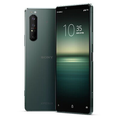 AU1059.67 • Buy Sony XPERIA 1 II Green XQ-AT52 256GB 12GB RAM Dual SIM (FACTORY UNLOCKED) 6.5