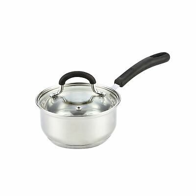 $ CDN27.48 • Buy Cook N Home 1 Quart Stainless Steel Sauce Pan With Lid 1-QT