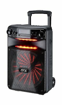 $ CDN137.41 • Buy QFX PBX-1210 Smart App Controlled Party Speaker With Light Effects