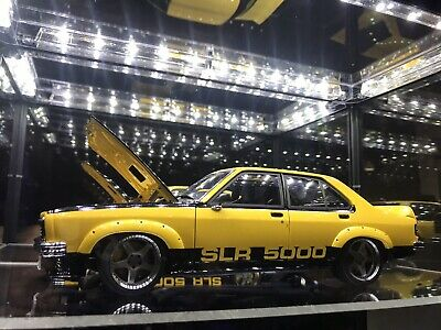 AU550 • Buy 1/18 Holden Torana LX SLR5000 'Menace' Street Machine *Autoart* *BNIB*