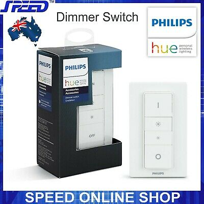AU42.50 • Buy Philips Hue Smart Wireless Dimmer Switch / Hue Remote Control