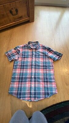 Lincoln Checked Shirt Size Large • 1.10£
