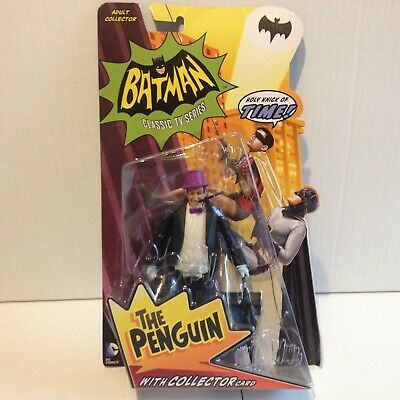 THE PENGUIN BATMAN Classic Tv Series 1966 MATTEL 2013 6   • 30£