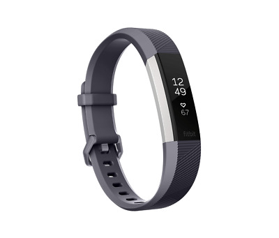 $ CDN69.93 • Buy Fitbit Alta HR Fitness Tracker & HR Monitor Gray Band (Small / Large)