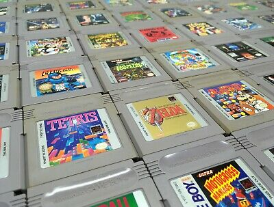 $74.95 • Buy Nintendo Game Boy Original Video Game Cartridges *Authentic* *Cleaned* *Tested*