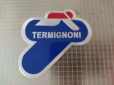 Termignoni Motorbike / Motorcycle Heatproof Exhaust Sticker / Decal • 3.20£