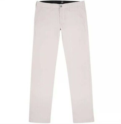 £29.99 • Buy Edwin Rinsed Pink Compact Twill Cotton 55 Chino Men's W30 L33 Brand New Trousers