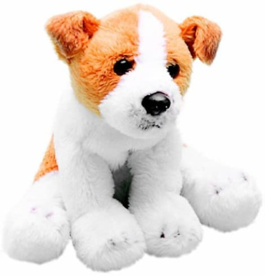 Yomiko Classics 12.7cm Sitting Jack Russell Soft Toy Dog By Suki Collectable  • 5.03£