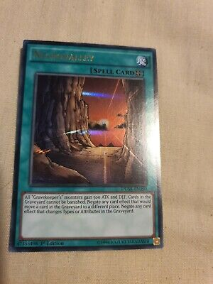 Necrovalley DUSA-EN050 Near Mint Ultra Rare 1st Edition YuGiOh Card Holofoil  • 3.50£