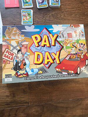 Payday Board Game By Parker • 15£