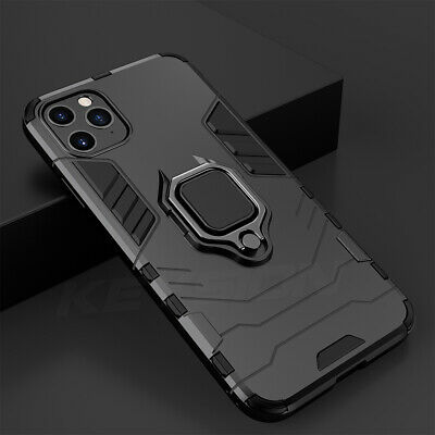 £5.71 • Buy Shockproof Hybrid Armor Case For IPhone 12 11 Pro Max XR 8 7 Plus XS SE Cover