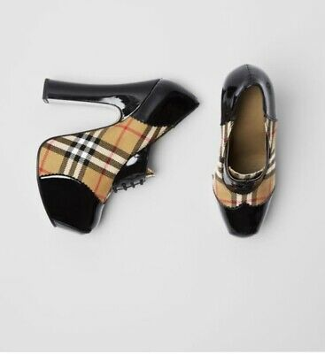 Burberry Vivienne Westwood Platform Shoes  • 220£