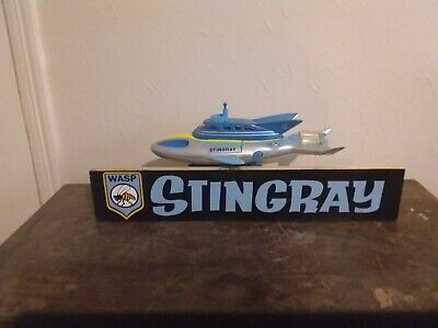 Matchbox Stingray Display Stand For 3.5 Inch Figures And 13 Inch Submarine • 34.99£