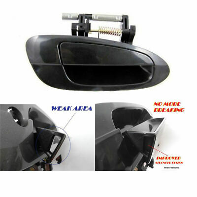 $13.93 • Buy For 2002-2006 NISSAN ALTIMA DN10004 Rear Right Outside Door Handle Smooth Black