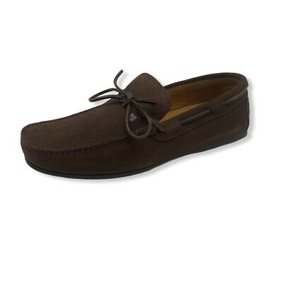 £40.30 • Buy Dubarry Of Ireland NEW Corsica Mens 43 EU Brown Suede Deck Shoe Loafer NWT 9 US
