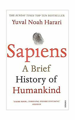 AU30.14 • Buy Sapiens: A Brief History Of Humankind
