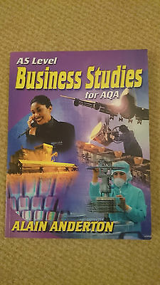 AS Level Business Studies For AQA • 0.99£