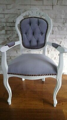 Shabby Chic French Style Carver Chair  • 120£