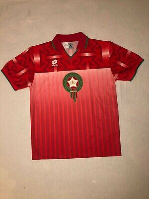 £389.99 • Buy 1994 Morocco Shirt World Cup Rare HOLY GRAIL MINT 9.8+++