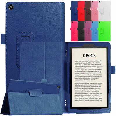 AU12.36 • Buy For Amazon Kindle Fire HD 10 8 7 9th Gen Tablet Folio Leather Smart Stand Case