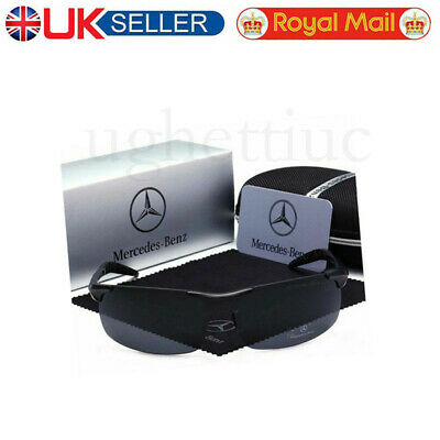 For Mercedes Benz Fashion Car Sunglasses Sports Outdoor Designer New Accessorie • 27.10£