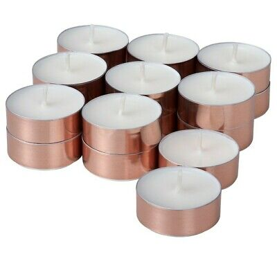 IKEA BEKIKA Scented Tealight, Raspberry, Natural New 18pack • 3.25£