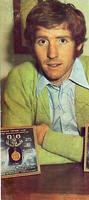 Alan Ball (Everton) Signed Picture • 8.99£