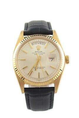 £6350 • Buy Rolex 18ct Yellow Gold Day Date Ref 1803