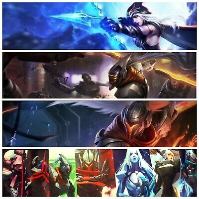 AU18 • Buy LoL Gaming Mouse Laptop Mat - Premium Quality - ASHE, YASUO And MORE!